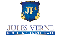École Internationale Jules Verne d'Abidjan Logo